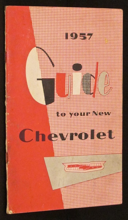 Image for Guide to Your New Chevrolet: 1957.