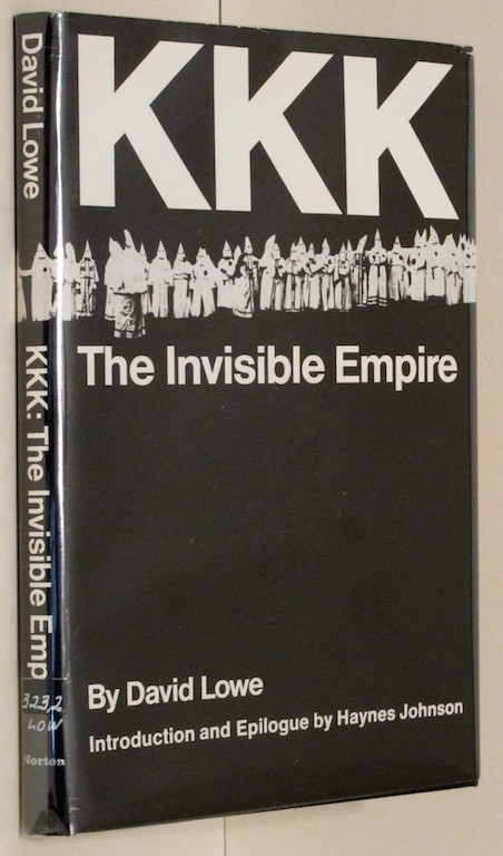 Image for KKK the Invisible Empire