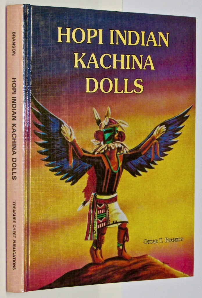 Image for Hopi Indian Kachina Dolls by Branson, Oscar