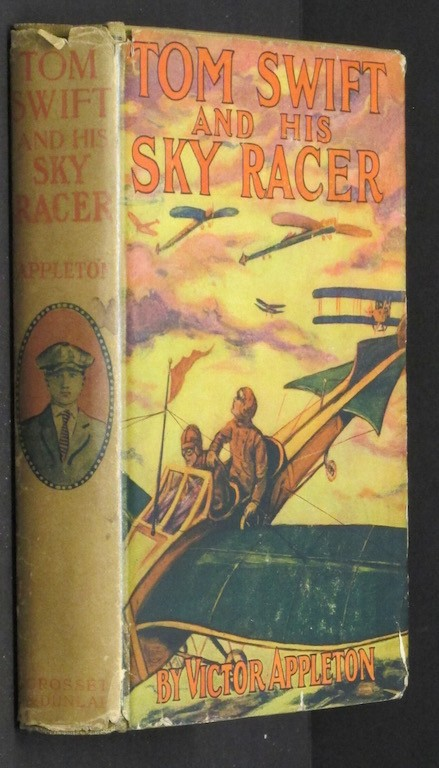 Image for Tom Swift and His Sky Racer; or, The Quickest Flight on Record (The Tom Swift series)