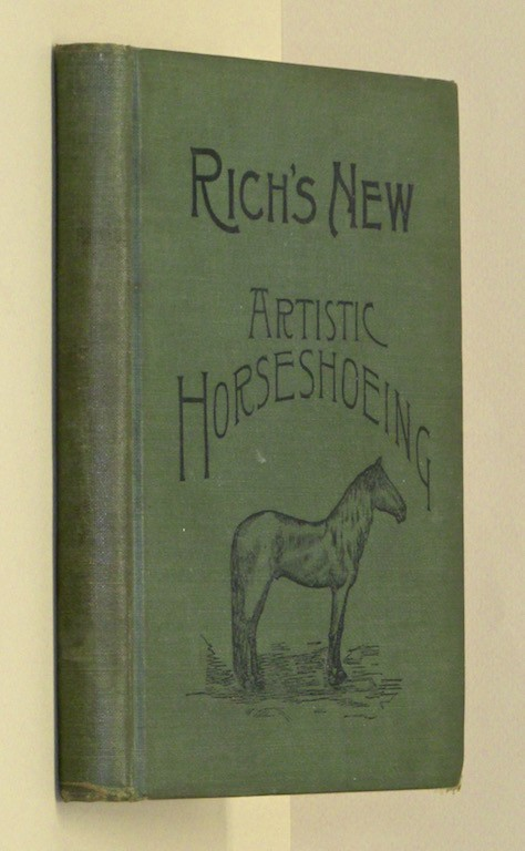 Image for Rich's New Artistic Horseshoeing