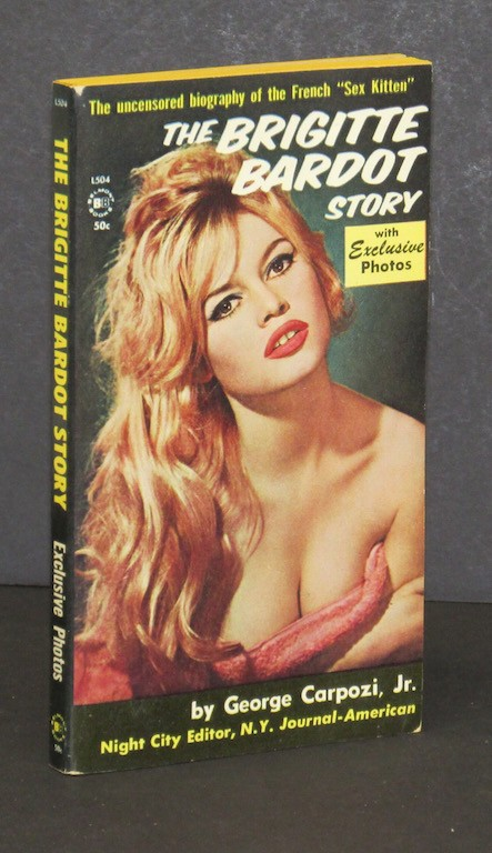 Image for The Brigitte Bardot Story