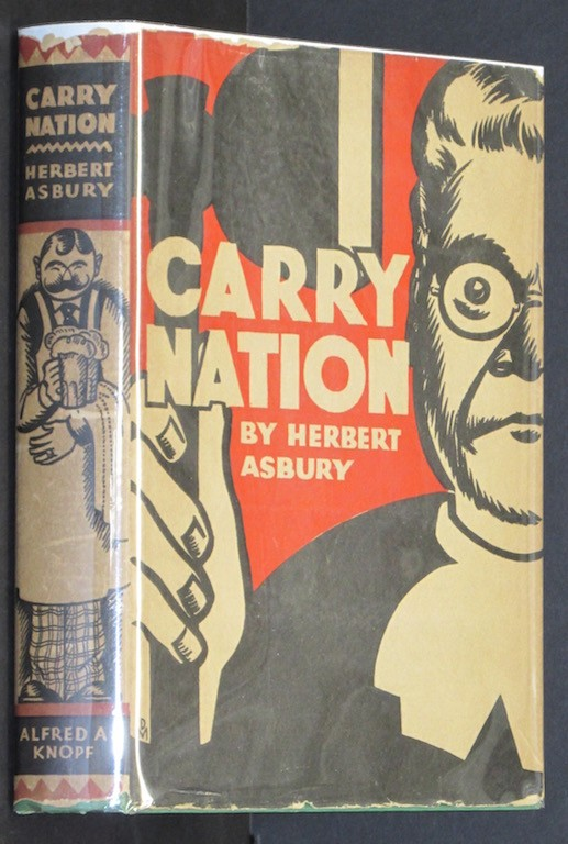 Image for Carry Nation,