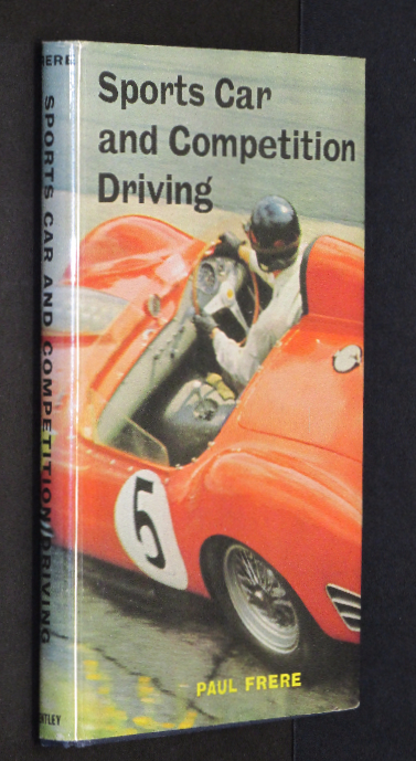 Image for Sports Car and Competition Driving [Hardcover] by Frere, Paul