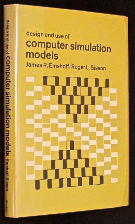 Image for Design and Use of computer Simulation Models TATTERED DJ Yellow HB