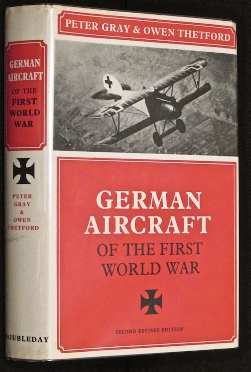 Image for German aircraft of the First World War