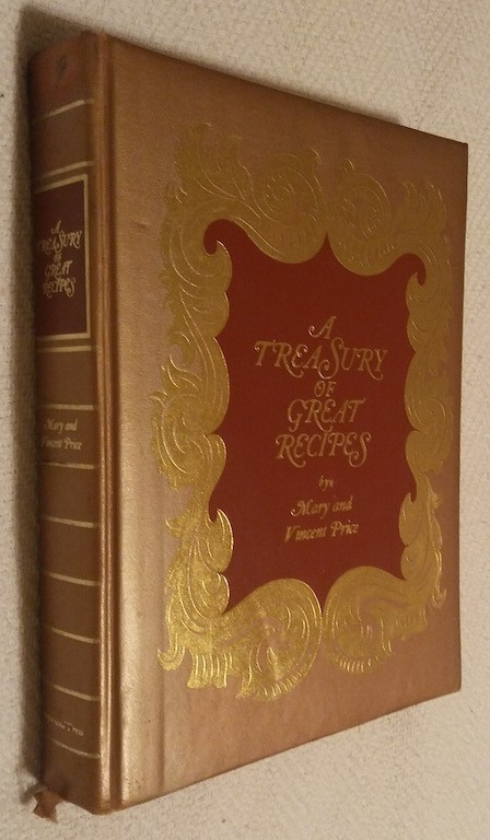 Image for A Treasury of Great Recipes By Mary and Vincent Price