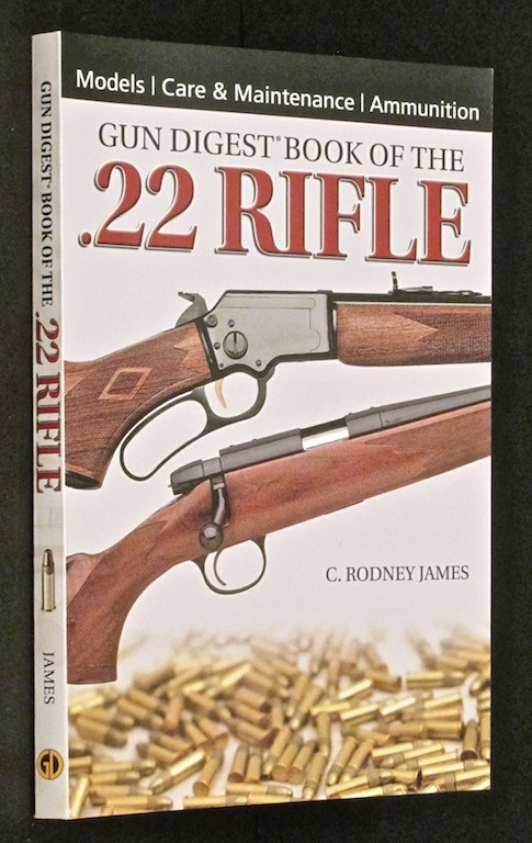 Image for The Gun Digest Book of the .22 Rifle