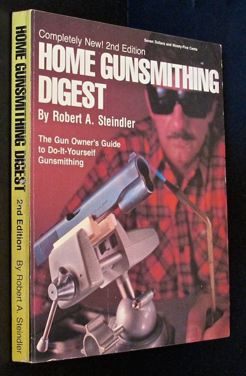 Image for Home gunsmithing digest