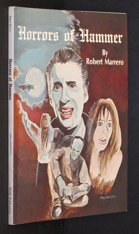 Image for Horrors of Hammer by Marrero, Robert
