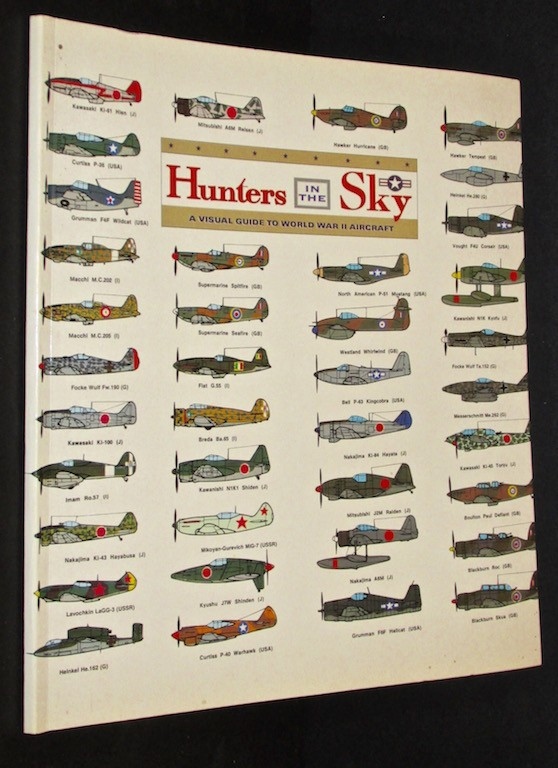 Image for Hunters in the Sky: A Visual Guide to World War II Aircraft