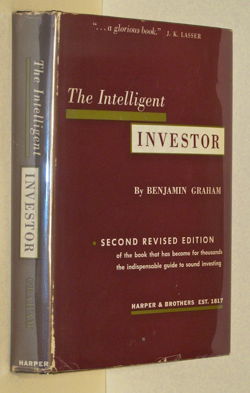 Image for The Intelligent Investor Second Revised Edition