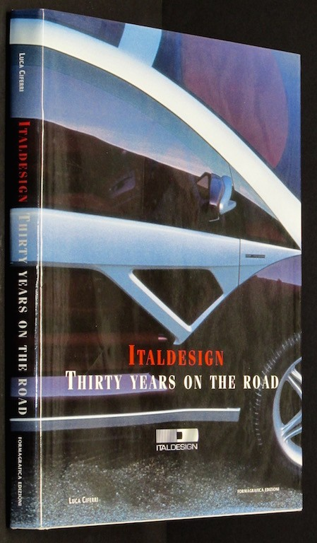 Image for Italdesign Thirty Years on the Road [Hardcover] by