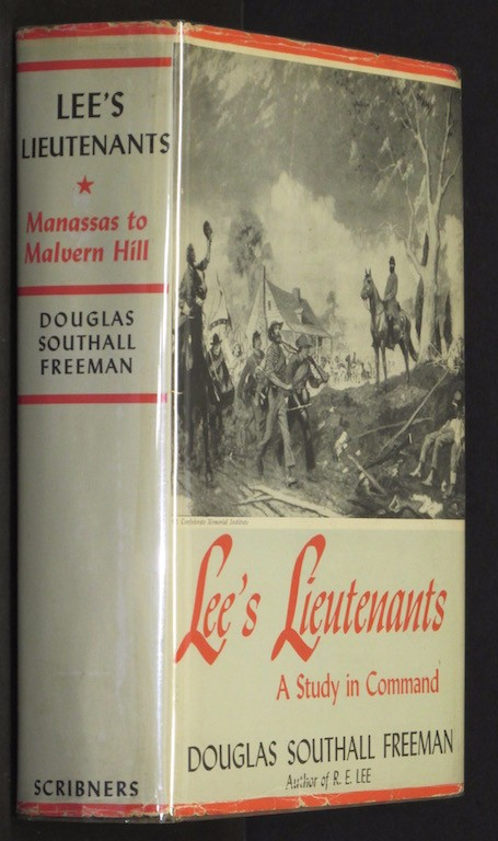 Image for Lee's Lieutenants- A Study In Command Vol.One Manassus to Malvern Hill by Fre...