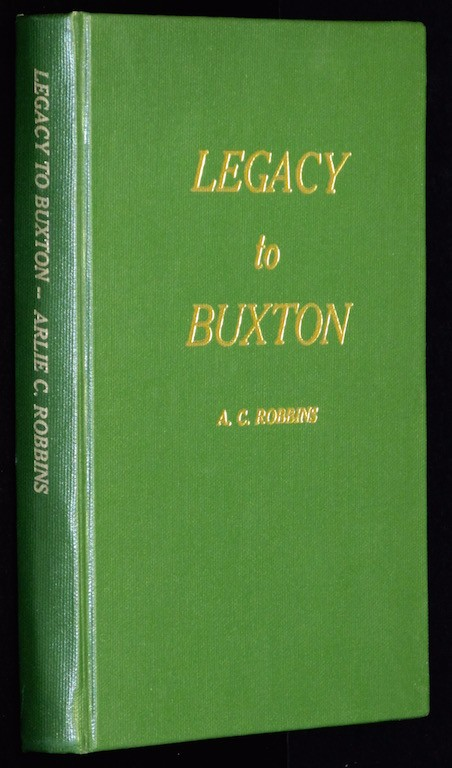 Image for Legacy to Buxton