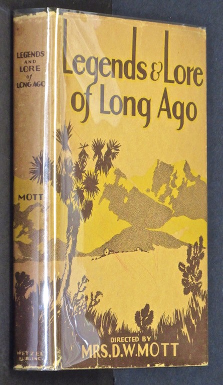 Image for Legends and Lore of Long Ago (Ventura County, California)