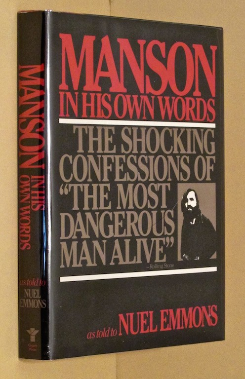 Image for Manson: In His Own Words