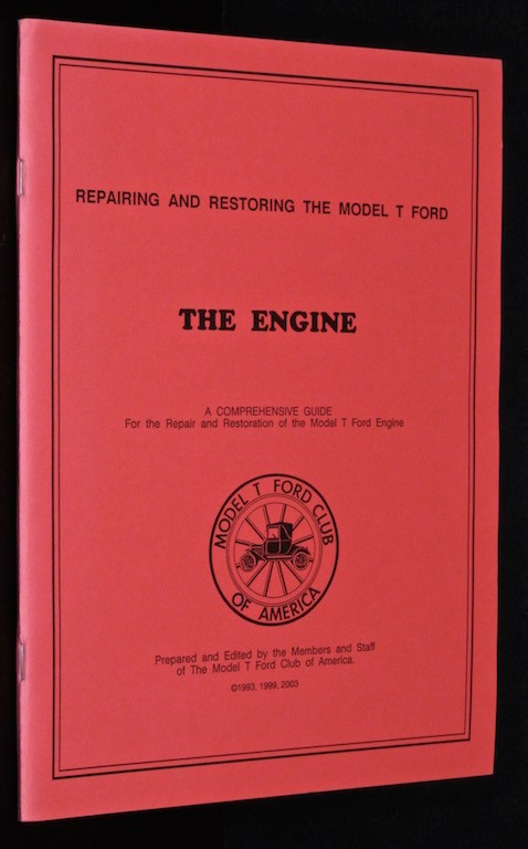 Image for Repairing and Restoring the Model T Ford: The Engine
