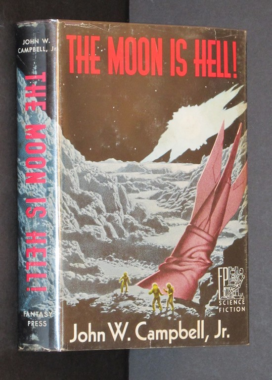 Image for The Moon is Hell