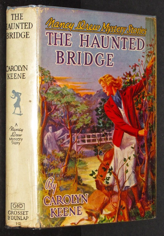 Image for The Haunted Bridge (Nancy Drew Mystery Stories)
