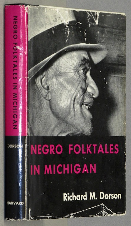 Image for Negro Folktales in Michigan