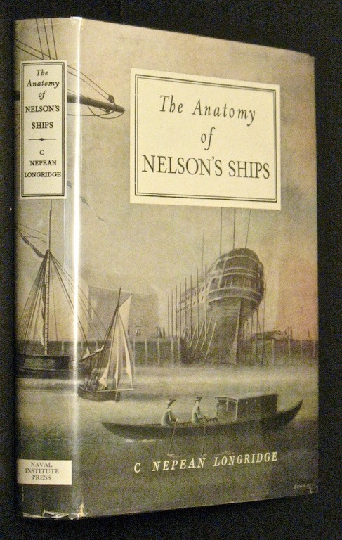 Image for The Anatomy of Nelson's Ships