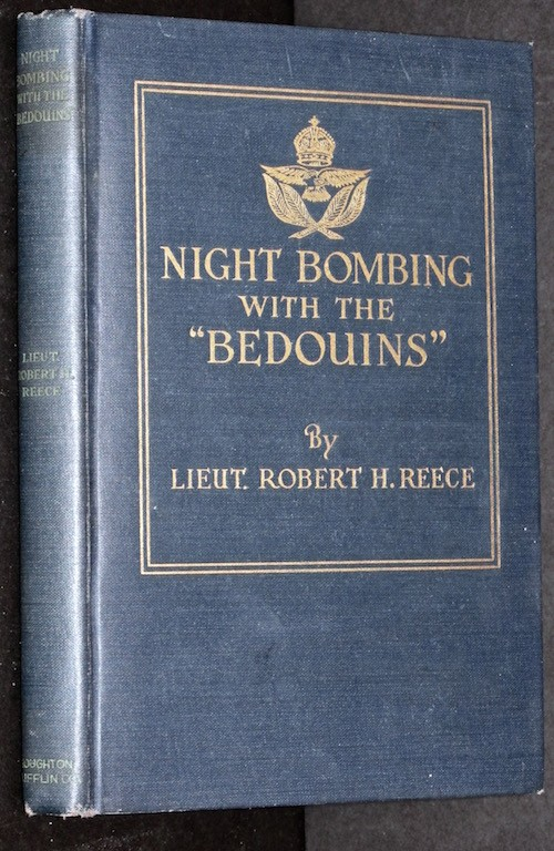 Image for Night Bombing with the Bedouins: By One of the Squadron