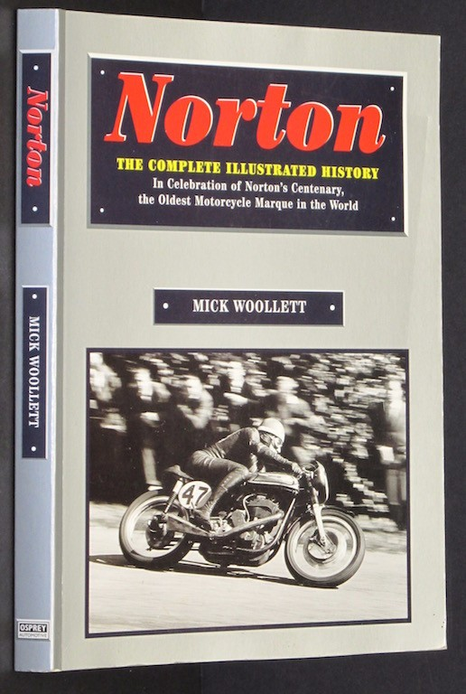 Image for Norton: A History by Woollett, Mick; Woolett, Mick