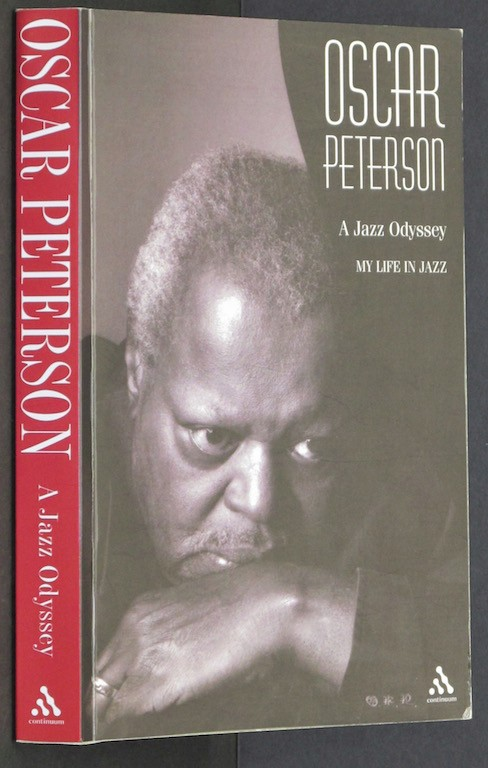 Image for A Jazz Odyssey: My Life in Jazz (Bayou Jazz Lives S.) by Peterson, Oscar; Pal...