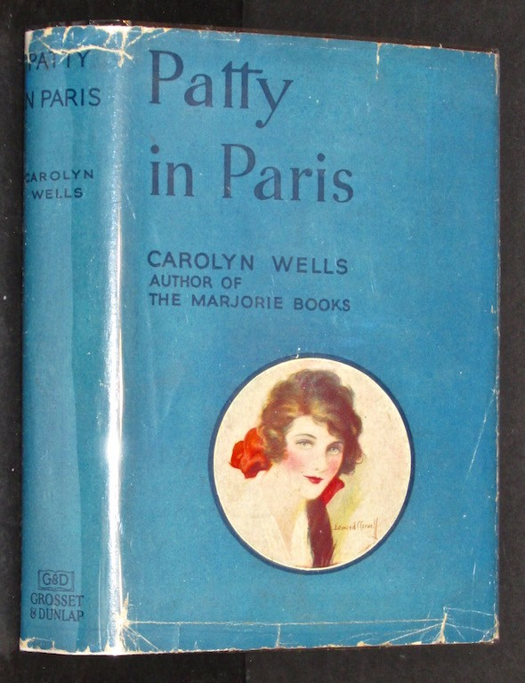 Image for patty in paris