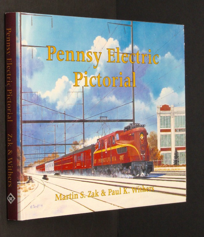 Image for Pennsy Electric Pictorial [Hardcover] by Zak, Martin S.; Withers, Paul K.