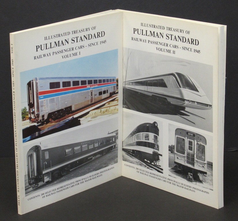 Image for Illustrated Treasury of Pullman-Standard Railway Passenger Cars Since 1945: V...