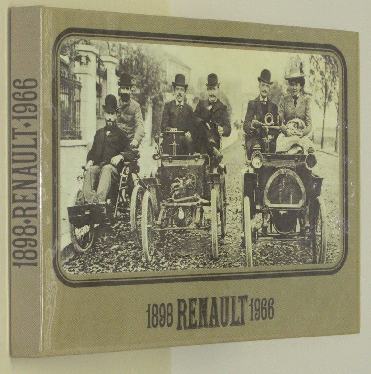 Image for Renault 1898-1966