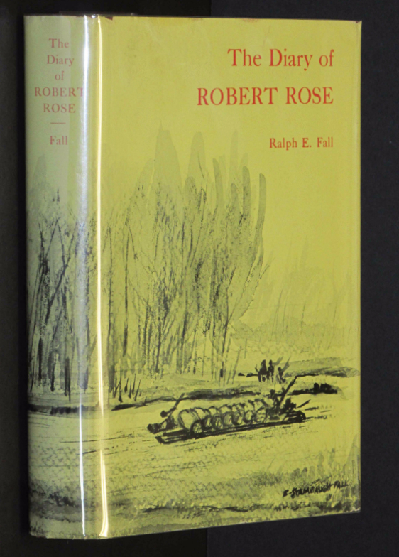Image for Diary of Robert Rose, The