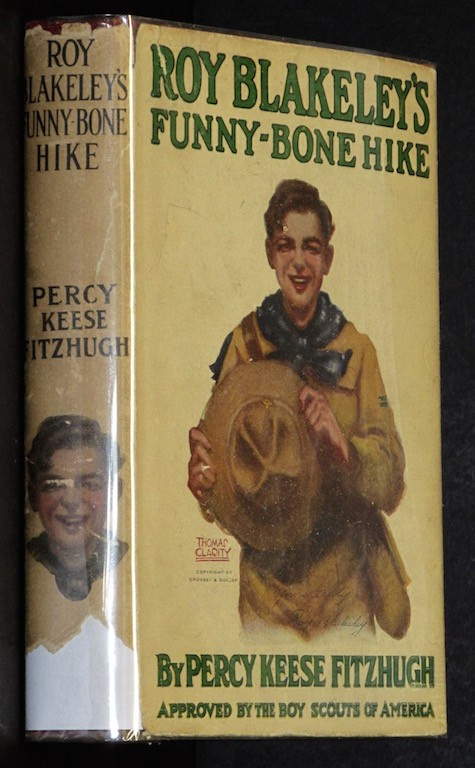 Image for ROY BLAKELEY'S FUNNY-BONE HIKE. Roy Blakeley Series #10.