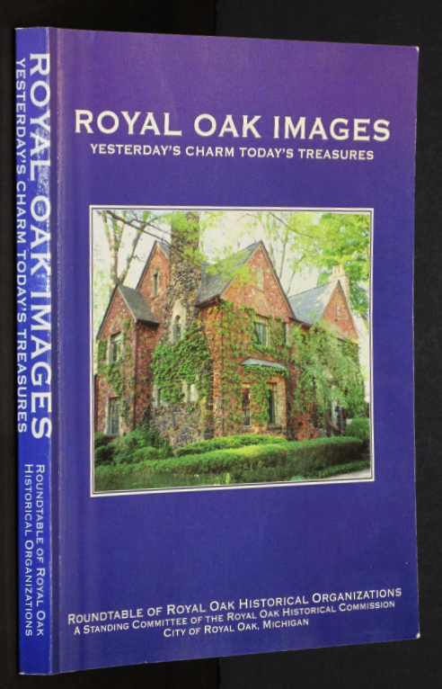 Image for Royal Oak Images Yesterday's Charm Today's Treasures