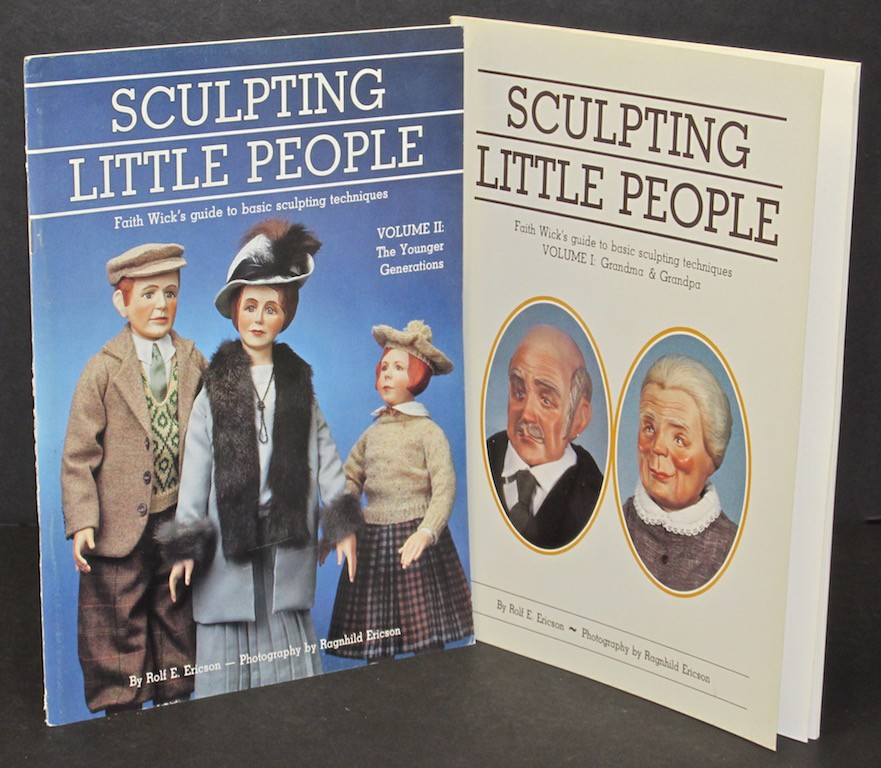 Image for Sculpting Little People [Paperback] by Ericson, Rolf E.