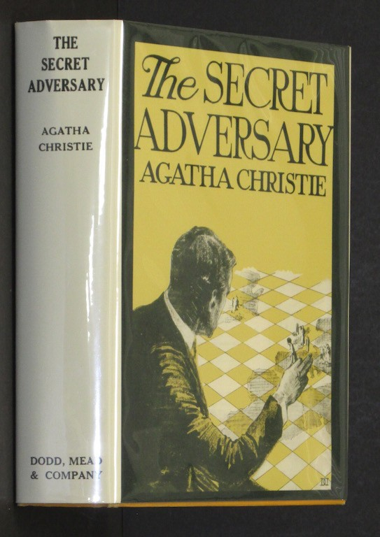 Image for The Secret Adversary
