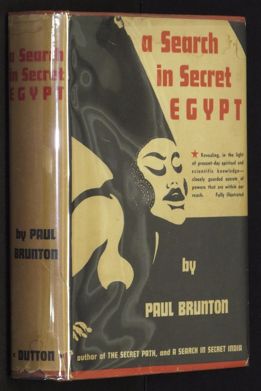 Image for A Search in Secret Egypt