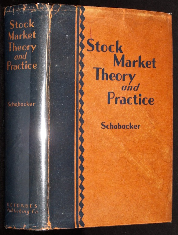 Image for Stock market theory and practice,