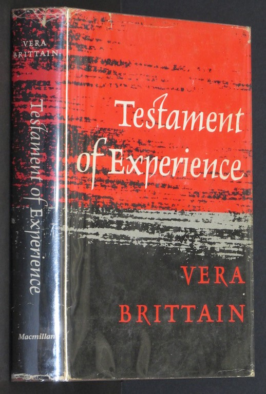 Image for Testament of Experience: An Autobiographical Story of the Years, 1925-1950
