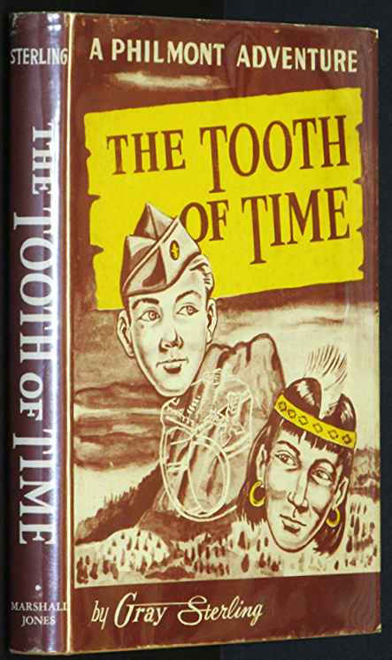 Image for THE TOOTH OF TIME--A PHILMONT ADVENTURE