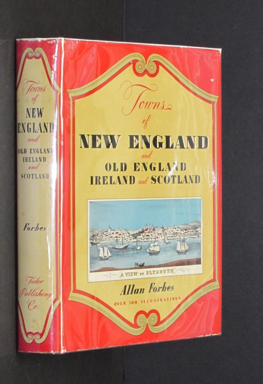 Image for Towns of New England and Old England, Ireland, and Scotland [Hardcover] by Fo...