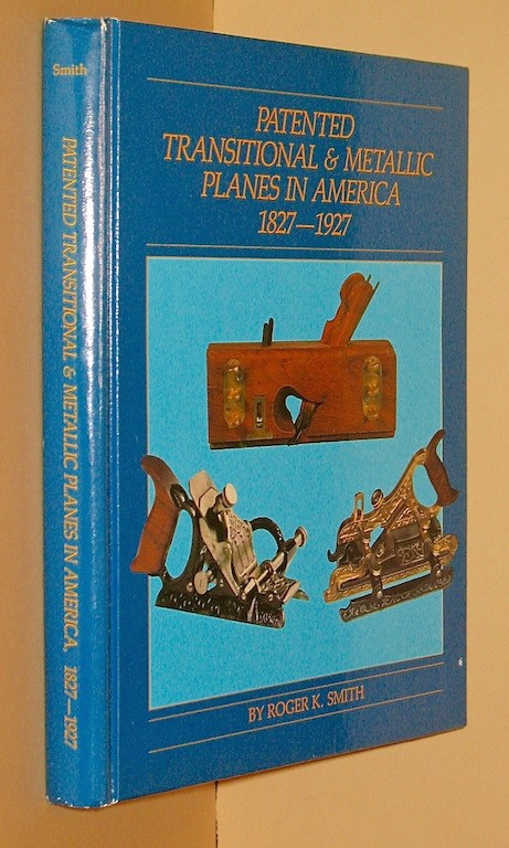 Image for Patented Transitional and Metallic Planes in America, 1827-1927 (Vol. I)