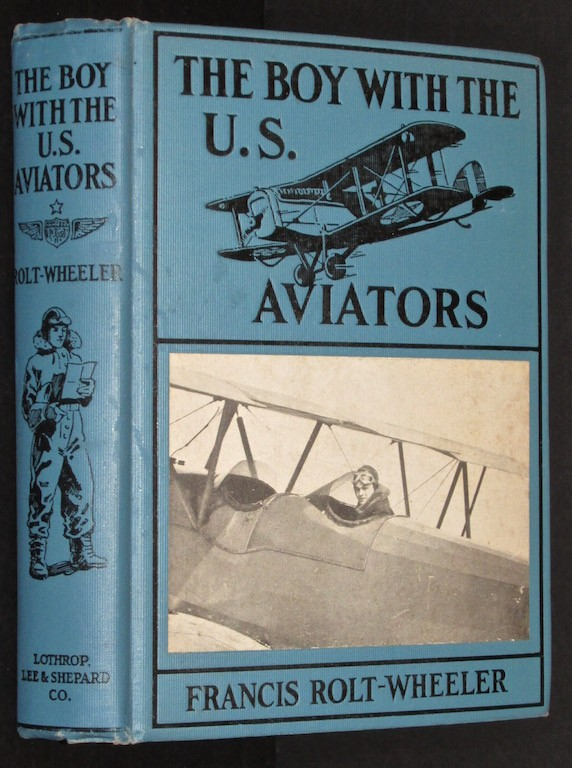 Image for The Boy With The U. S. Aviators