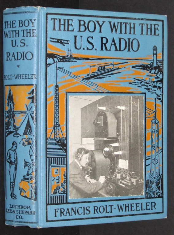 Image for THE BOY WITH THE U. S. RADIO