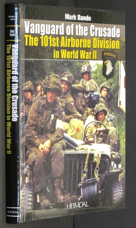 Image for La 101st Airborne Division dans la Seconde Guerre mondiale: Vanguard of the Crusade