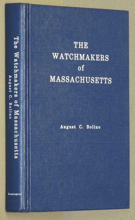 Image for The watchmakers of Massachusetts