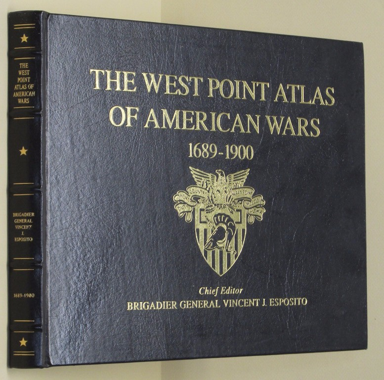 Image for THE WEST POINT ATLAS OF AMERICAN WARS, VOLUME I: 1689-1900